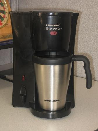 Best Coffee Maker Small Office : Invest in the Best Office Coffee Maker for your Cubicle - CubicleBliss.com