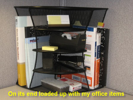 Cubicle Accessories Shelf