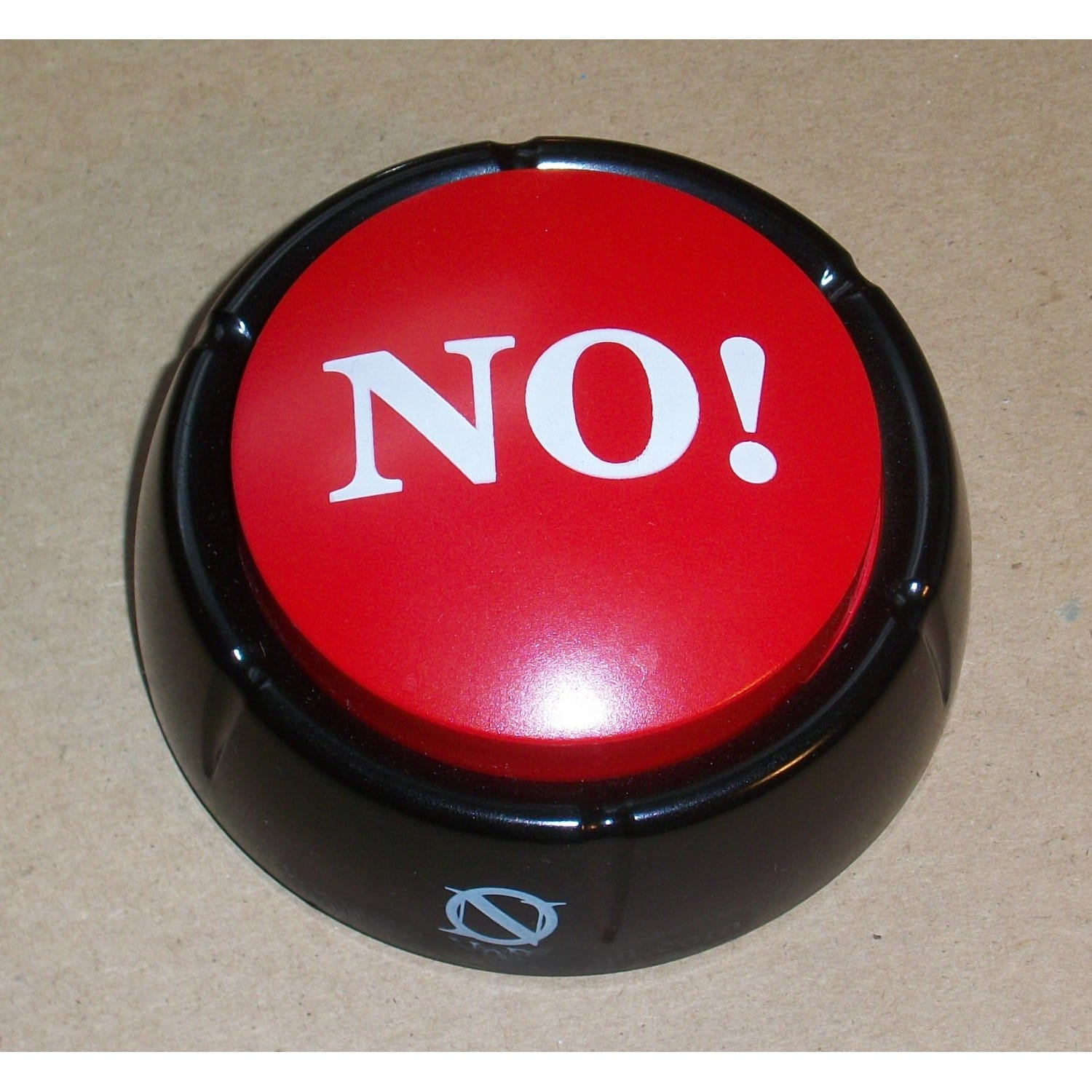 10 Ways to Say No at Work with a No Button