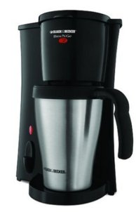 Black and Decker Brew N Go Personal CoffeeMaker