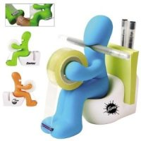 Butt Station Tape Dispenser