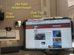 Flat Panel Monitor Computer Accessories