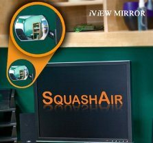 iView Rear View Mirror