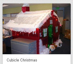 Cubicle Holiday Cheer!
