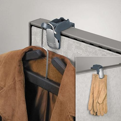 Hang your Coat in Style with a Versatile Coat Hook and Clip