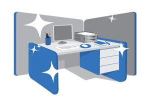 How to Make your Cubicle More Like your Home
