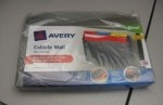 Avery Cubicle Wall File Pocket in package.