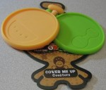 Cover me Up Coasters and packaging