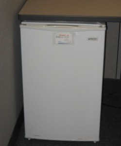 Cubicle Mini Fridge