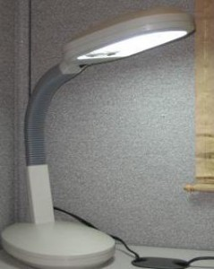 My Sunlight Desk Lamp