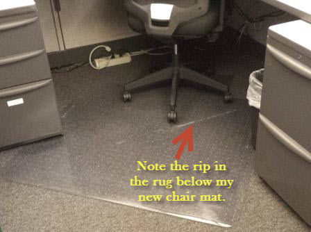 Does A Chair Mat Make Sense For Your Office Floor
