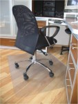ProSource Clear PVC Chair Mat