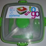 Pack a Power Lunch with a Sistema Salad to Go Container