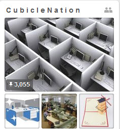 Check out my Group Board Cubicle Nation