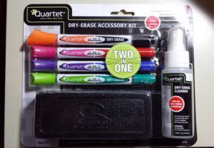 Quartet 2 in 1 Marker Starter Kit
