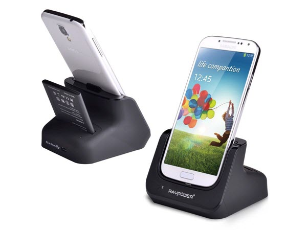 RavPower Dual Desktop Charging Cradle