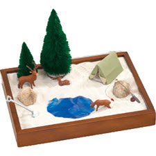 Executive Sandbox - Deluxe (Great Outdoors)