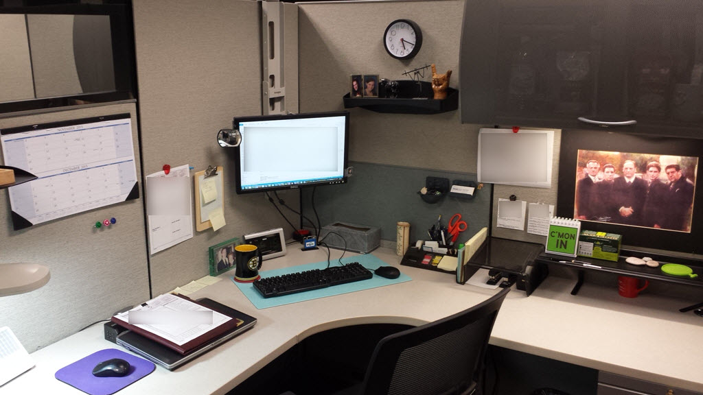 Cubicle Accessories Can Transform Your Workspace