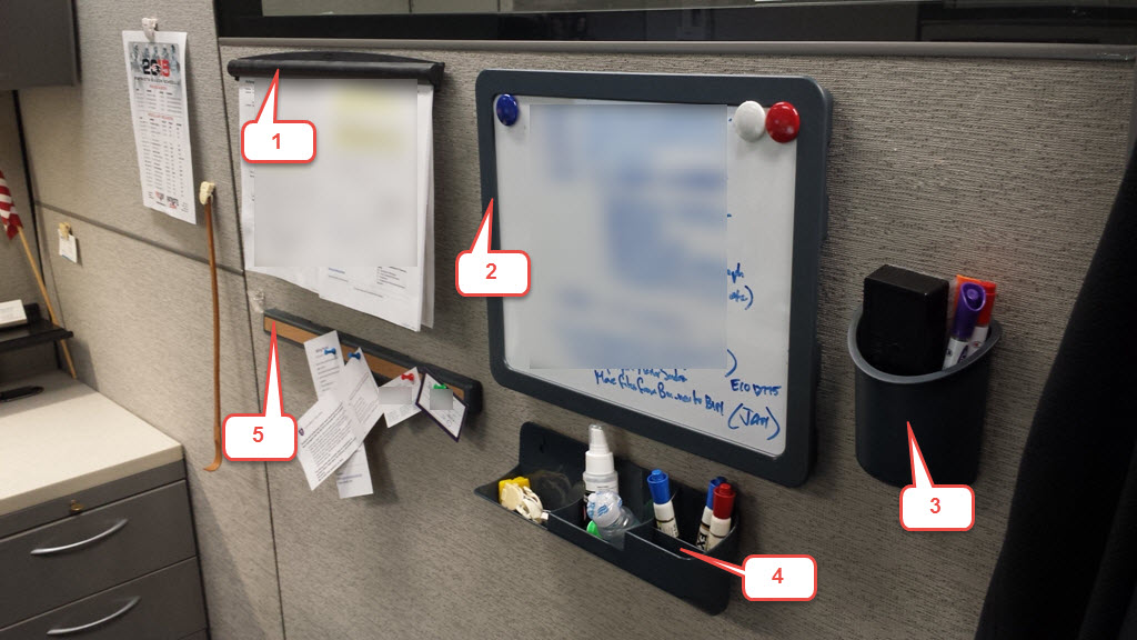 Cubicle Accessories Can Transform Your Workspace Cubicle