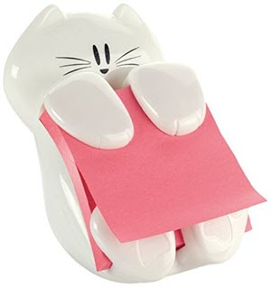 Cat Pop-up Note Dispenser