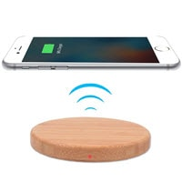 Bamboo Wireless Charger Kit