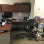 Downsized at the Office – A Reader's Plight