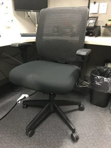 New Office Cubicle Chair
