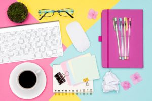 4 Colors that will Boost your Office Productivity