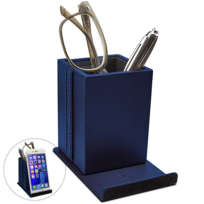 Optix 55 Elegant Eyeglasses Glasses Holder and Phone Stand