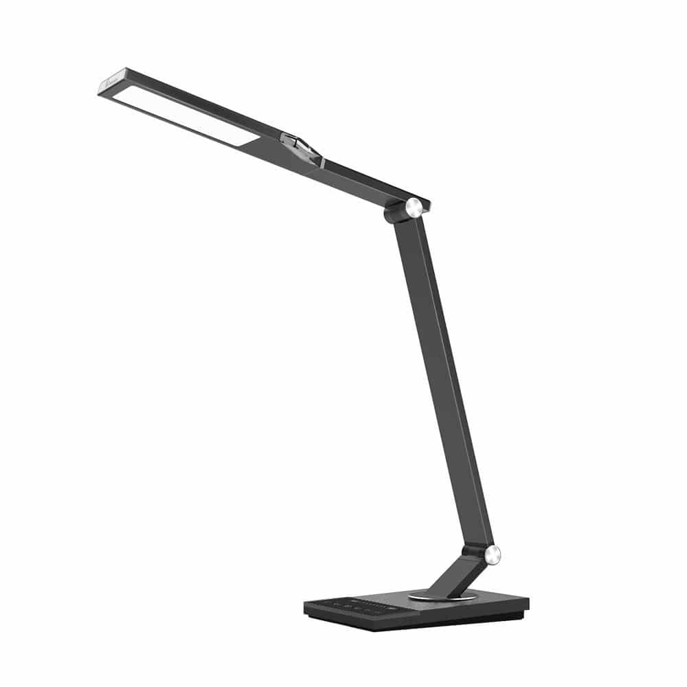 A TaoTronics Metal Desk Lamp will Upgrade your Office Lighting with Style