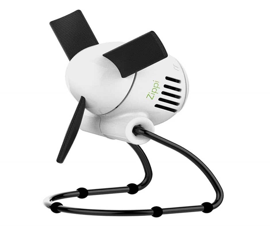 Zippi Personal Fan – a Refreshing Addition to your Workspace