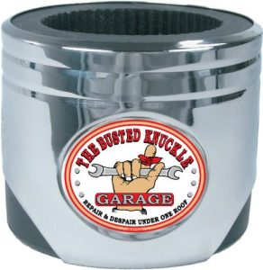 Busted Knuckle Garage Piston Can Holder