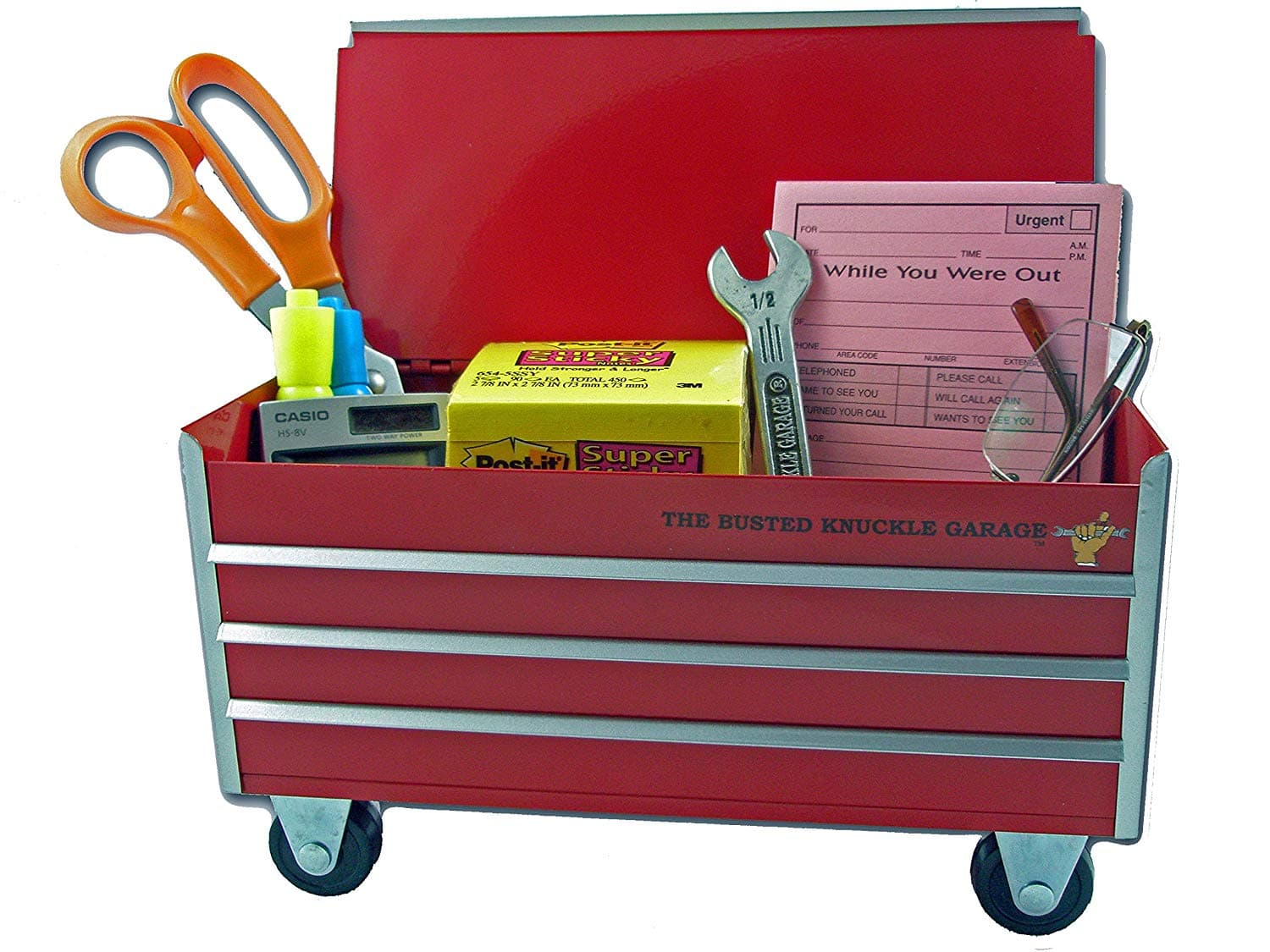 The Busted Knuckle Garage Toolbox