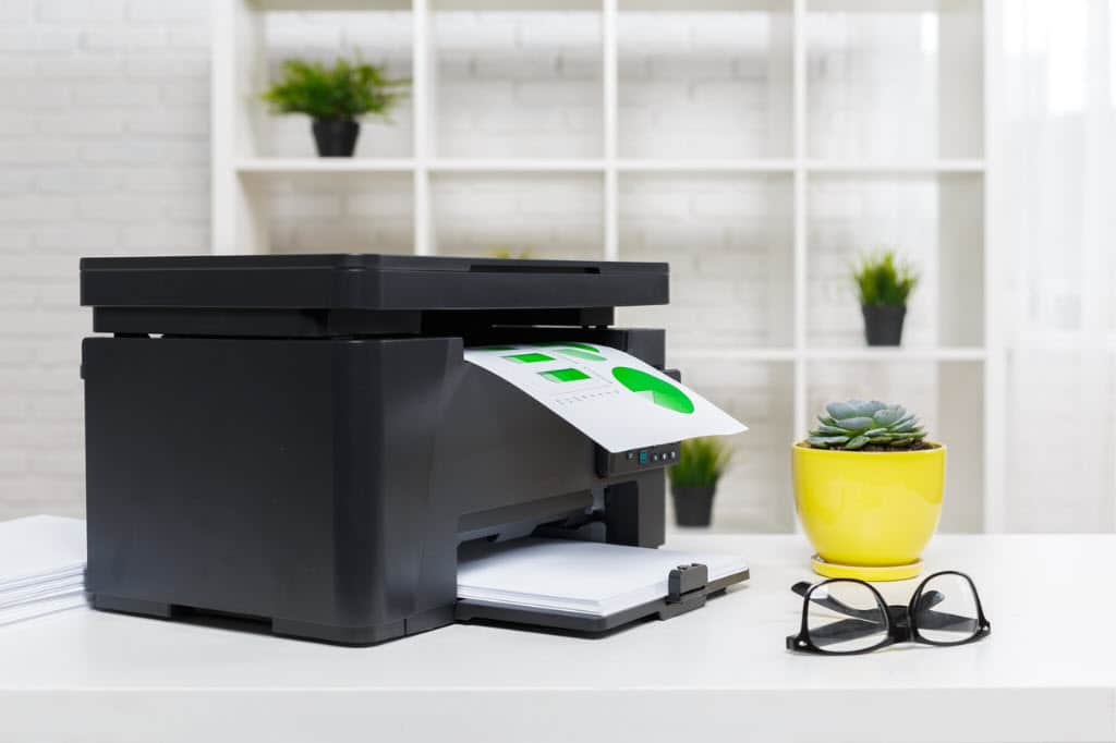 A Multifunction Printer can Transform your Office Space